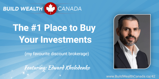 The number one place to buy your investments (my favourite discount brokerage)