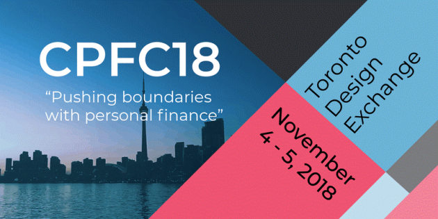 Canadian Personal Finance Conference (CPFC) 2018