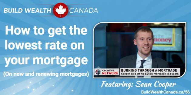 How to get the lowest mortgage rate - Sean Cooper Interview