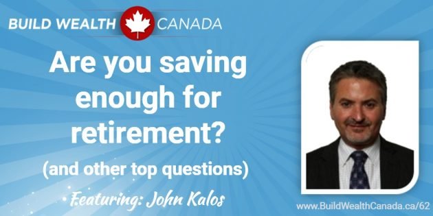 Are you saving enough for retirement? (and other top questions)